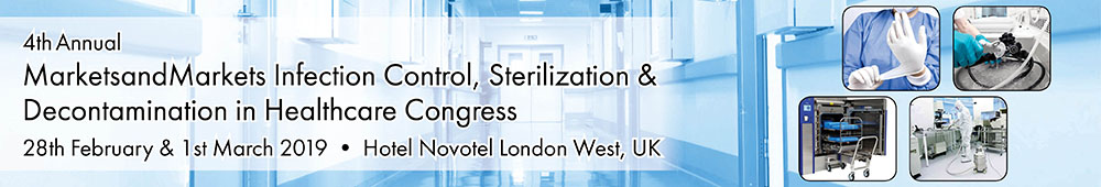 4th Annual Infection Control, Sterilization and Decontamination Congress
