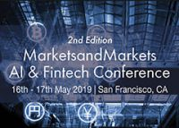 Discussing Challenges and Opportunities in AI & Fintech at The 2nd Edition MarketsandMarkets AI & Fintech Conference.