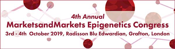 4th Annual MarketsandMarkets Epigenetics Congress