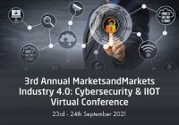 Unleash the Power of IoT-based Predictive Maintenance at the 3rd Annual MarketsandMarkets INDUSTRY 4.0: CYBERSECURITY & IIOT