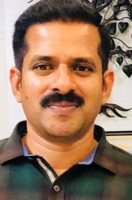 Yogesha K