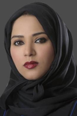 H.E. Eng. Fatima Al Foora Al Shamsi