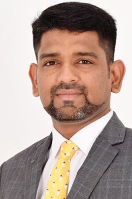 Ashok Kumar Manimaran