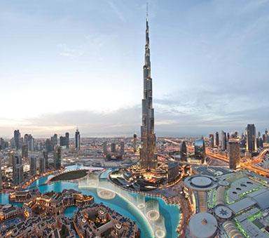 Venue - Dubai